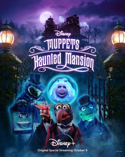 Disney+ Hallowstream Dirve-In Muppets Haunted Mansion