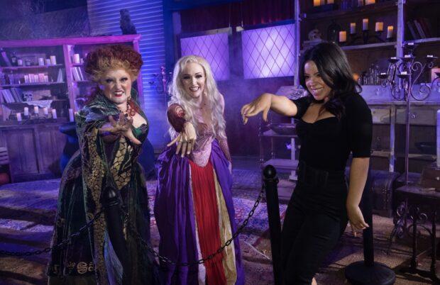Freeform's Halloween Road - Cierra Ramirez