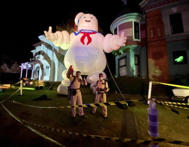 Freeeform's Halloween Road - Ghostbusters