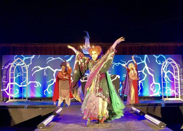Freeform's Halloween Road - Hocus Pocus Drag Show