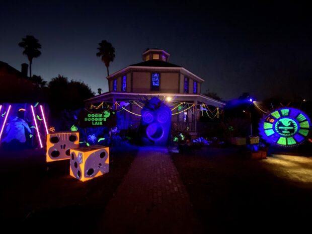Freeform's Halloween Road - Oogie Boogie's Lair