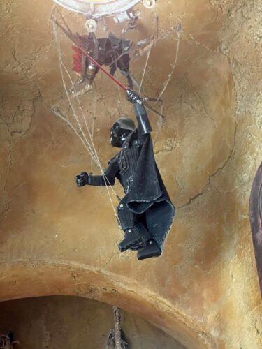 Darth Vader Marionette
