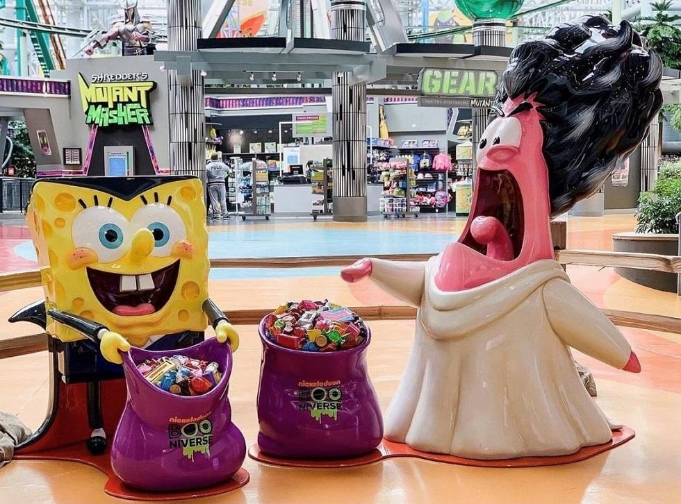 Nickelodeon Boo-niverse